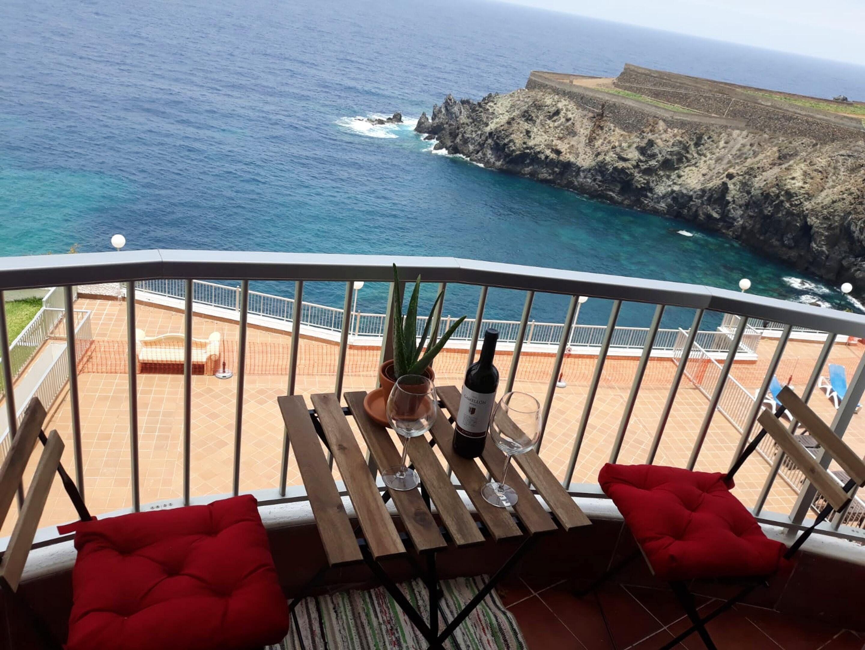 Studio In Playa San Marcos,  With Wonderful Sea View,  Pool Access,  Furn