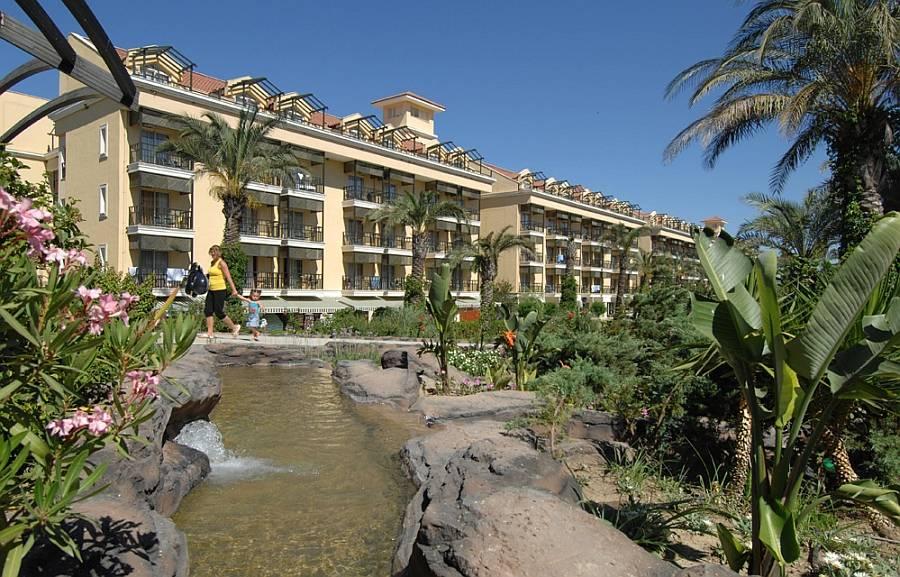 Hotel Crystal Paraiso Verde
