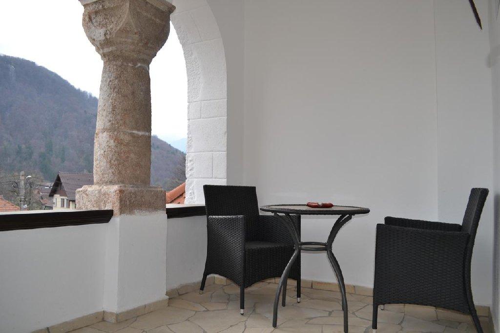 Micul Castel Vila Bran
