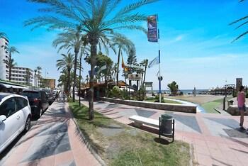 Zenplaya bajo 8 Playa Bajondillo