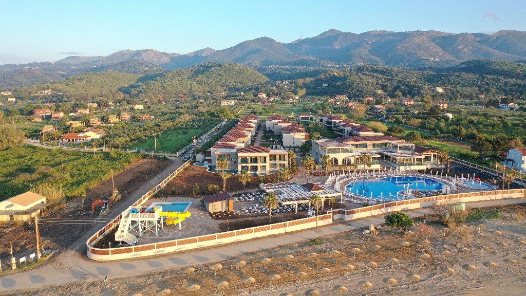 ALMYROS BEACH HOTEL (Acharavi) (C)