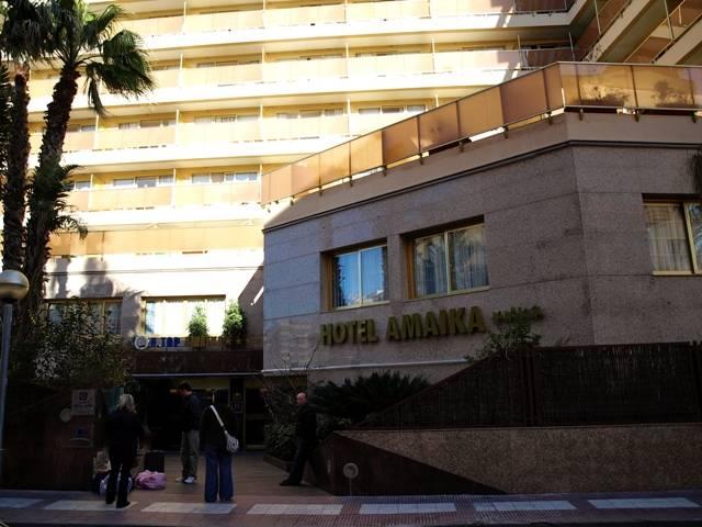 Hotel H Top Amaika