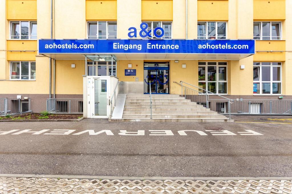 A And O Wien Hauptbahnhof