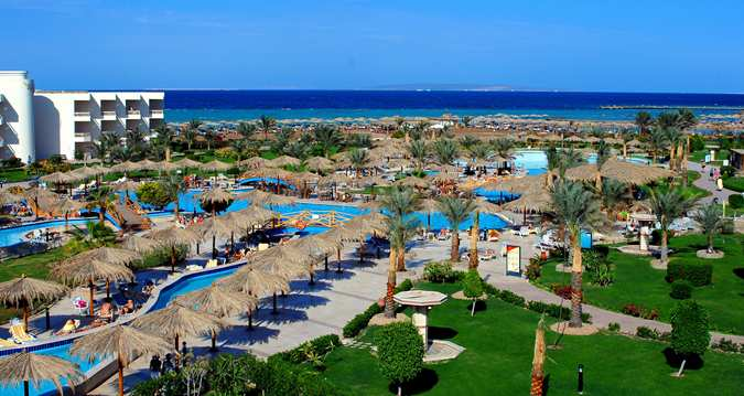 LONG BEACH RESORT HURGHADA 4 *