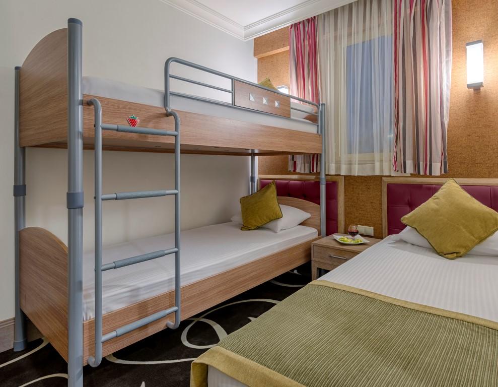 ALVA DONNA EXCLUSIVE HOTEL AND