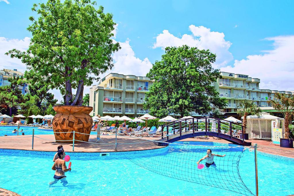 Das Club Hotel Sunny Beach Rodopi Zvete Flora Park