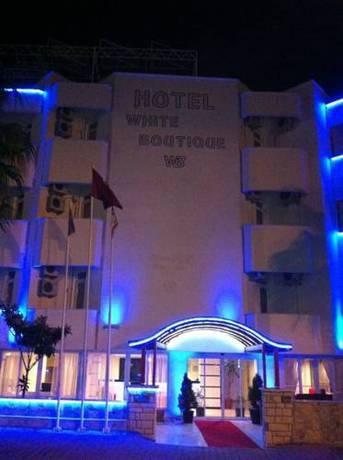White Boutique Hotel