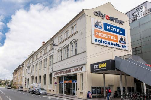 AO Salzburg Hauptbahnhof