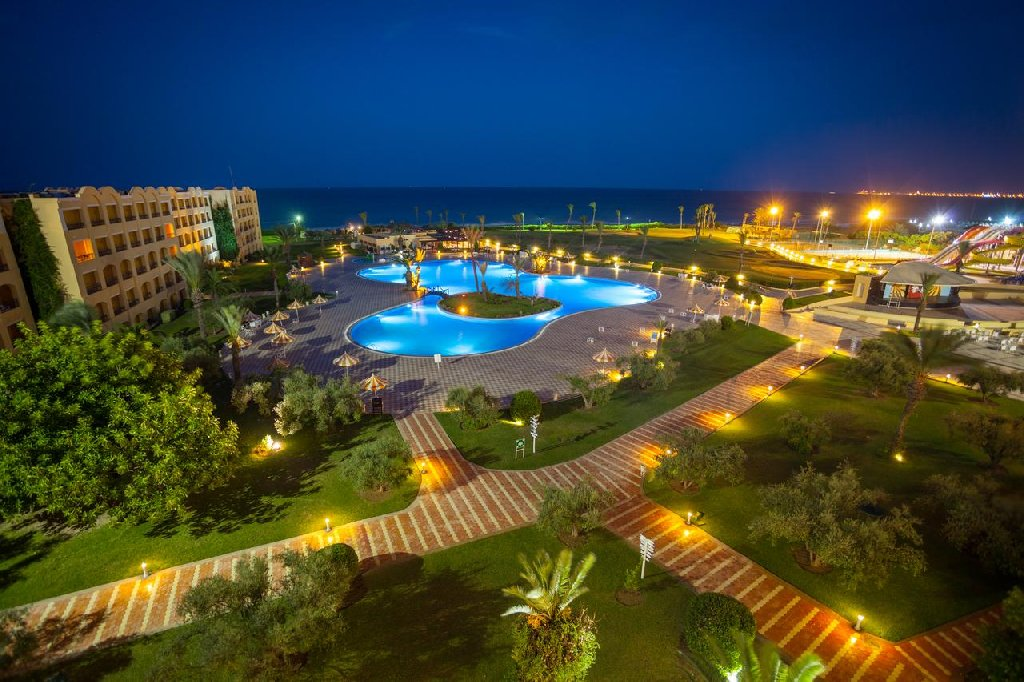 Nour Palace Resort and Thalasso