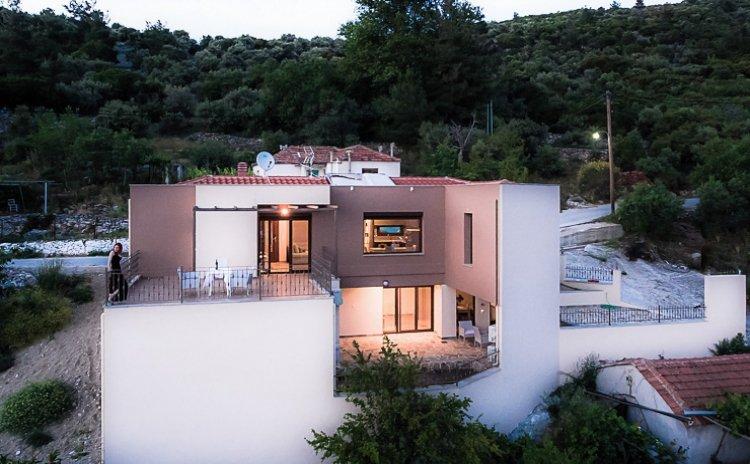 Aeri Luxury Villas - Skala Prinos
