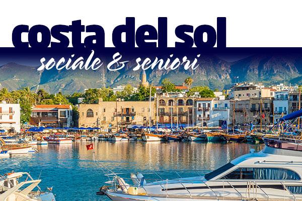 COSTA DEL SOL - PROGRAM SOCIAL 2020 Plecare din Bucuresti