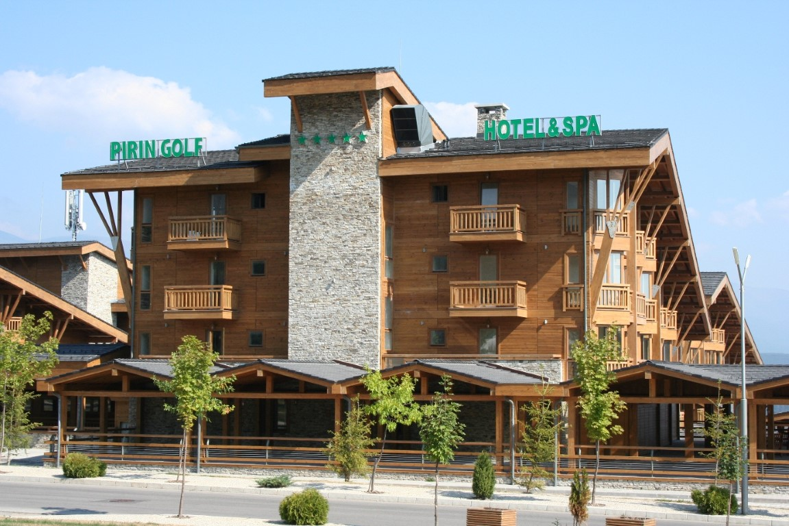 Pirin Golf Holiday Apartments