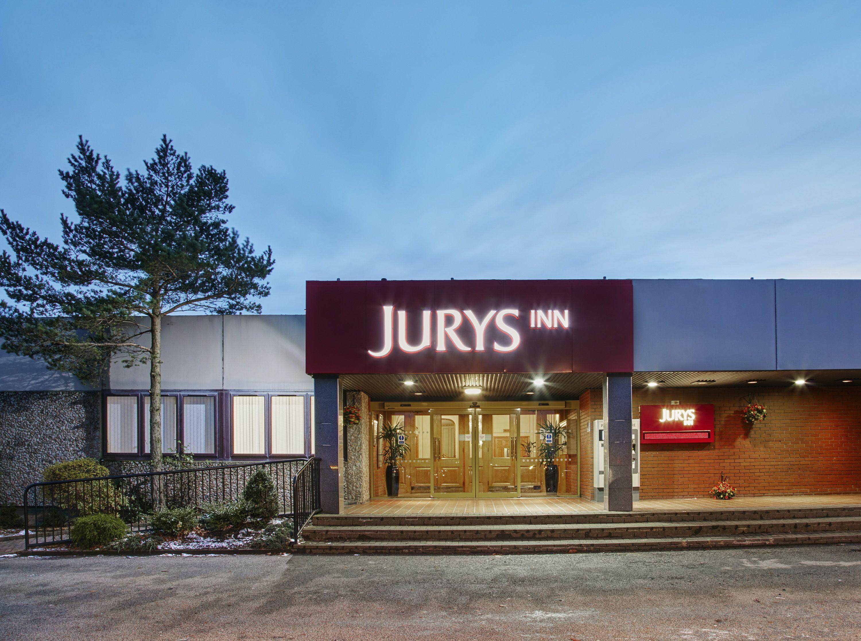 Jurys Inn Aberdeen Airport