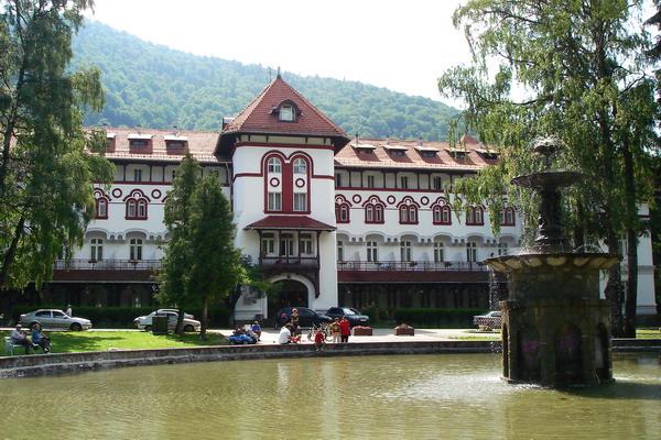 Revelion - Hotel Caraiman