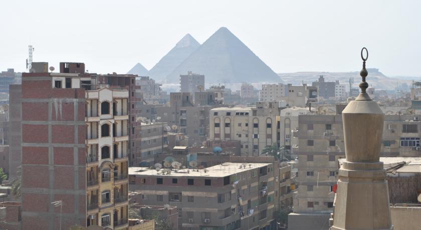 Gawharet Al Ahram Hotel (ex. Husa Pyramids)