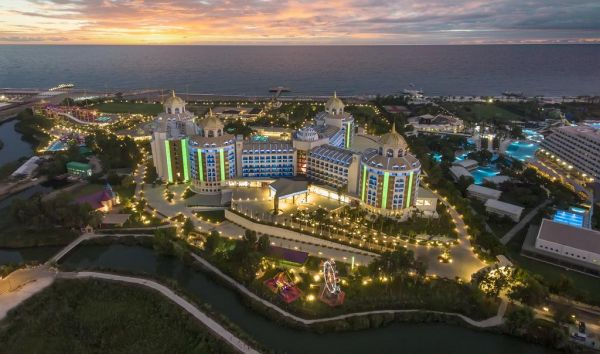 Delphin Be Grand Resort (ex Ex. Delphin Botanik Exclusive Resort Lara )
