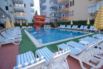 ALANYA RISUS PARK HOTEL 3+ *
