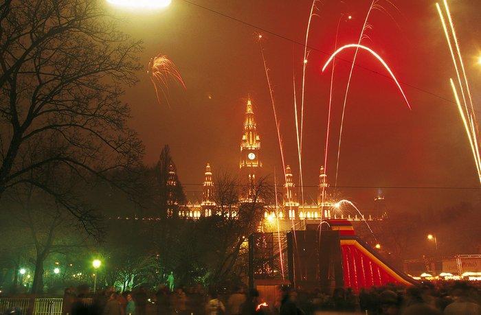Revelion circuit Budapesta si Viena