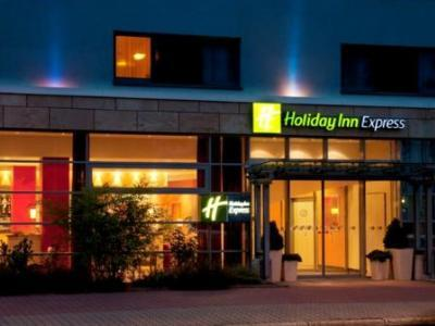 Holiday Inn Express City Centre Arena