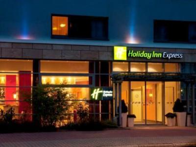 Holiday Inn Express City Centre Arena