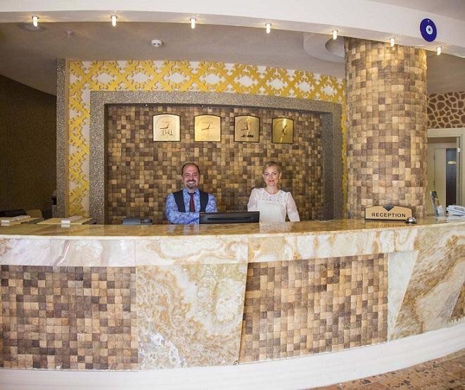 ELAMIR RESORT HOTEL 4 *