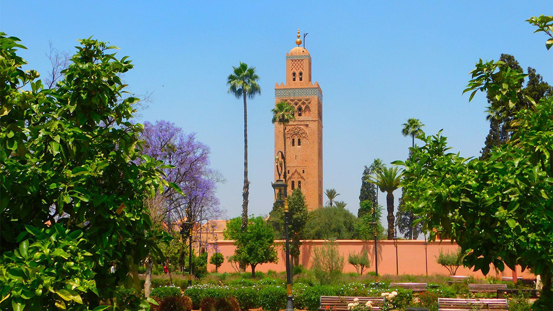 Circuit de grup Charter - Essential Maroc, 8 zile