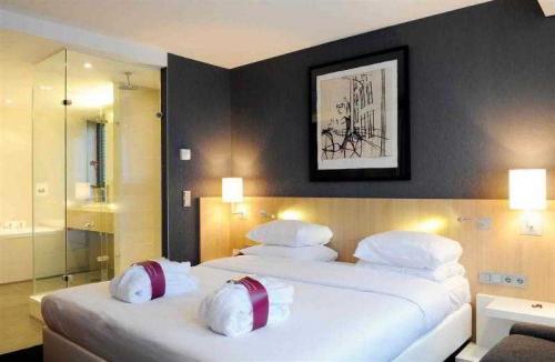 Mercure Hotel Amsterdam City (formerly Mercure Aan de Amstel)
