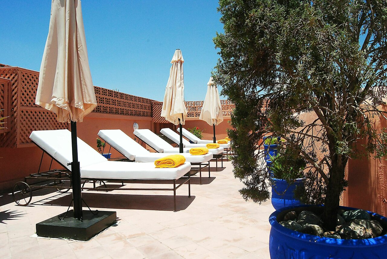 Villa With 6 Bedrooms In Marrakesh With Wifi
