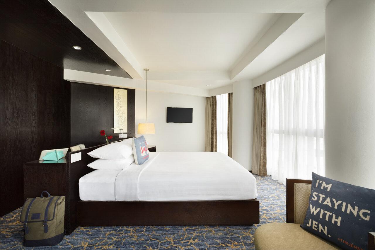 Hotel Jen Male, Maldives