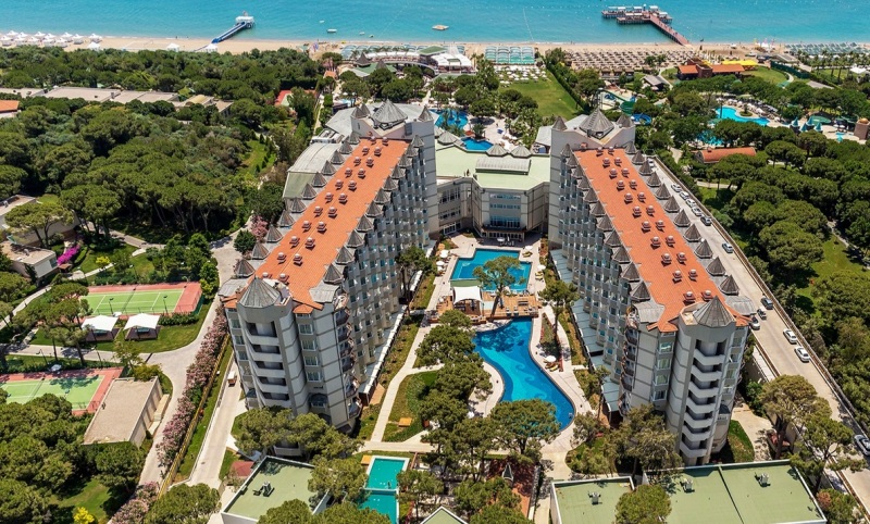Papillon Zeugma Relaxury 5* All Inclusive
