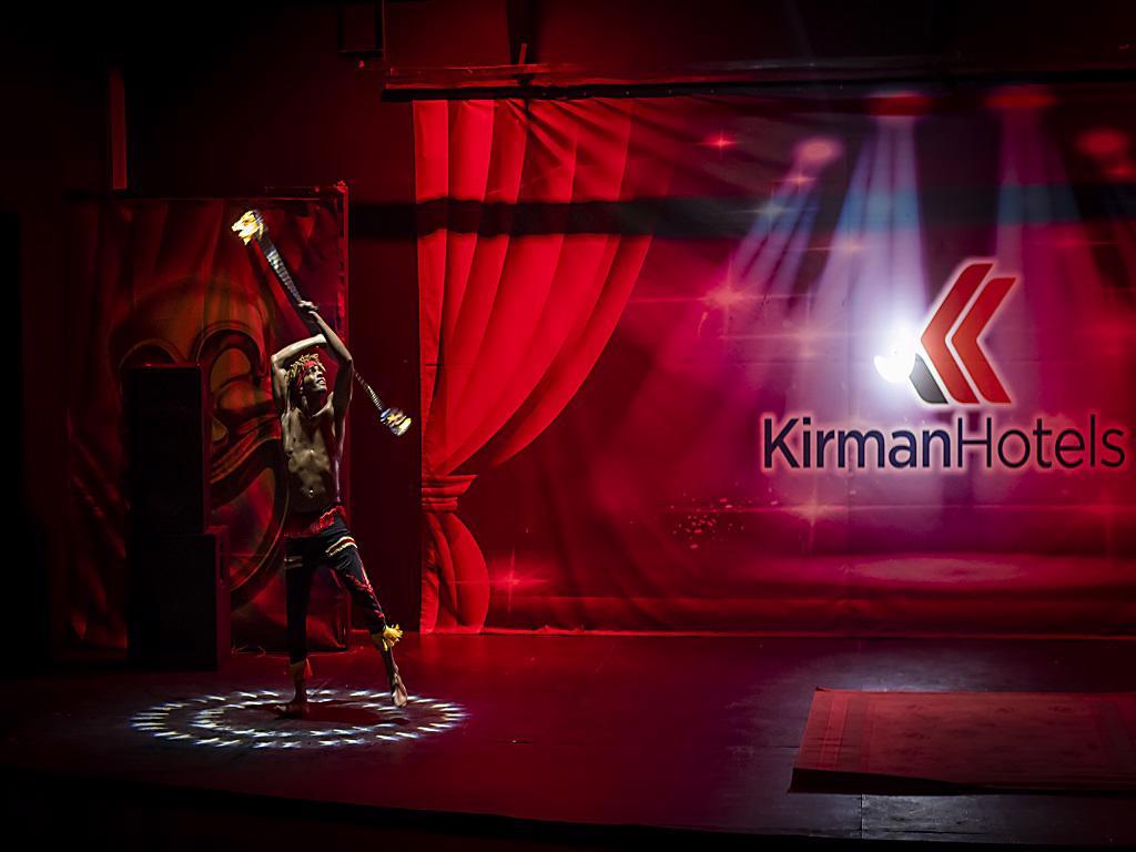 KIRMAN ARYCANDA DE LUXE