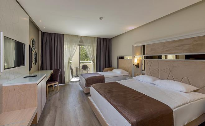 SWANDOR HOTELS AND RESORT TOPKAPI PALACE
