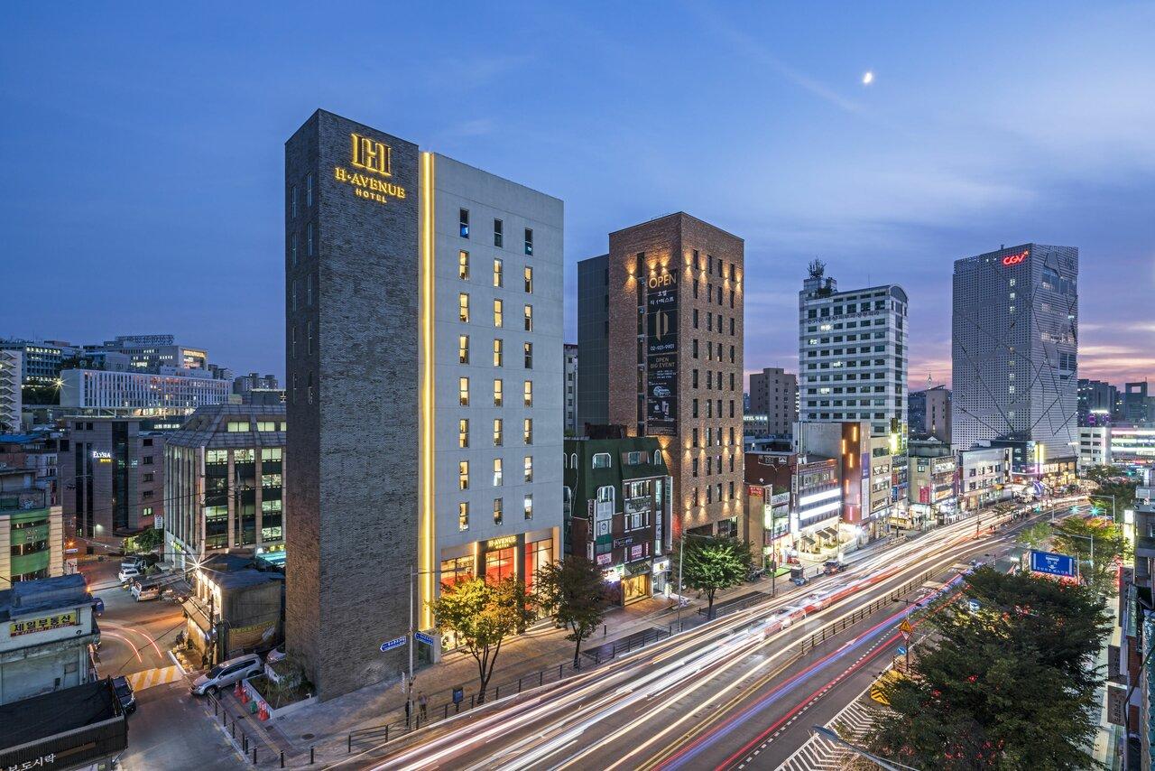 H Avenue Dongdaemun Sungshin