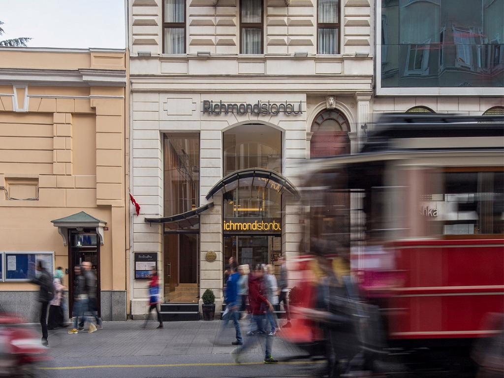 RICHMOND HOTEL - ISTANBUL