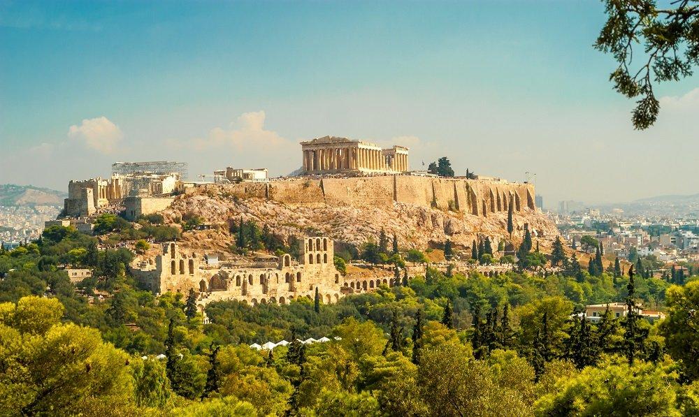 Grecia 2021 - Atena si Insula Evia