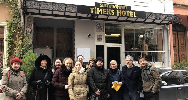 Timeks Hotel Sultanahmet