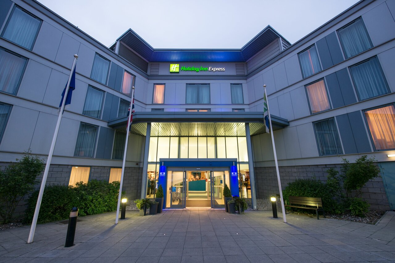 Holiday Inn Express London-stansted Airport