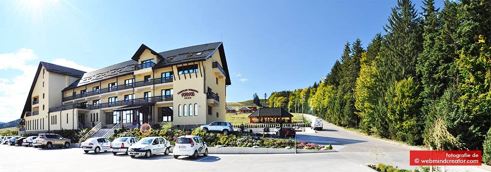Complex Turistic Voievod (Sucevita)