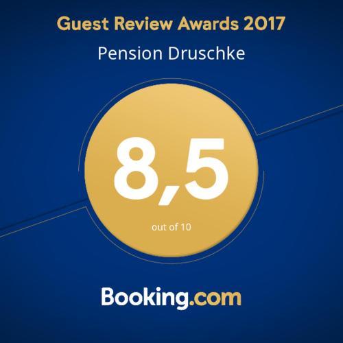 Pension Druschke (Zona Berlin)