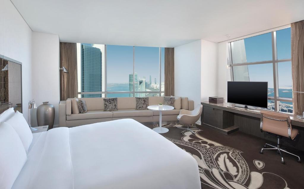 Conrad Hotel Abu Dhabi Etihad Towers