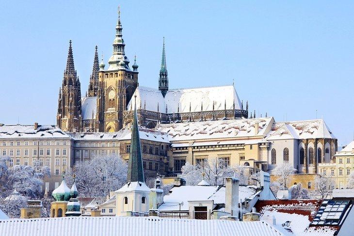 PRAGA 2021 - Vacanta de 1 Dec