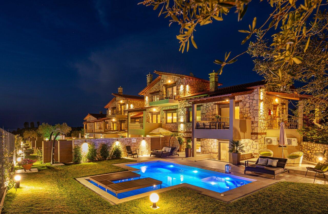 Five Senses Luxury Villas