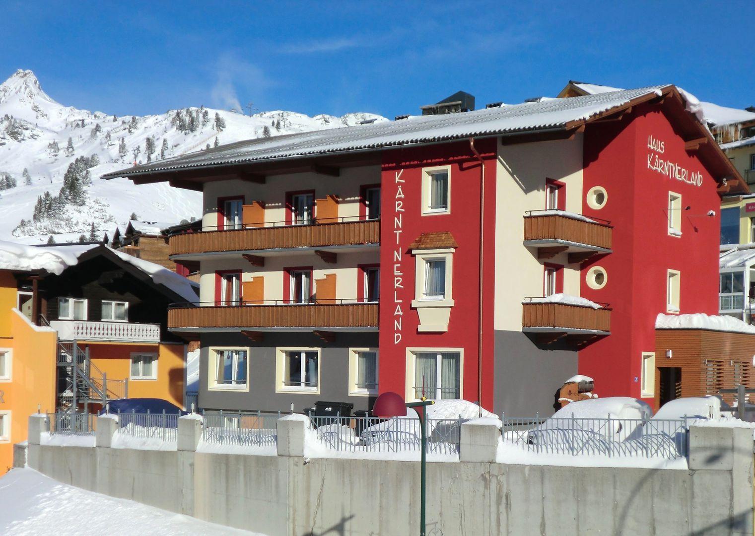 Hotel Kärntnerland