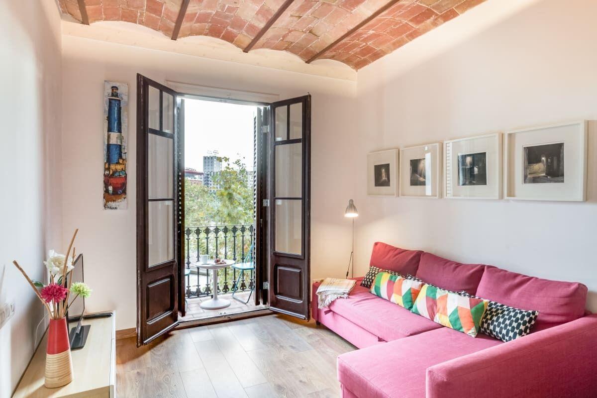 Design 1 Bed Apt Near Plaza Espana