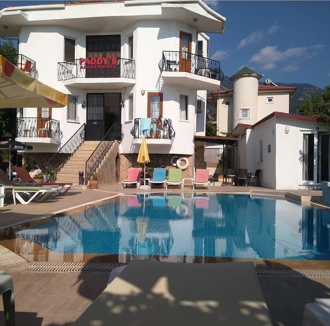 Paddys Apartments Ovacik