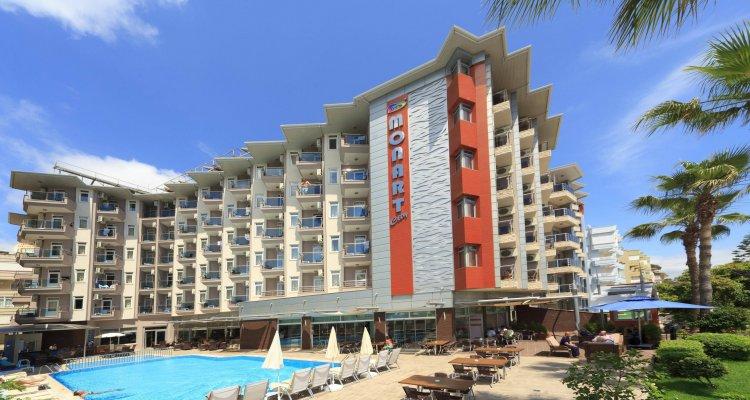 Monart City Hotel - All Inclusive