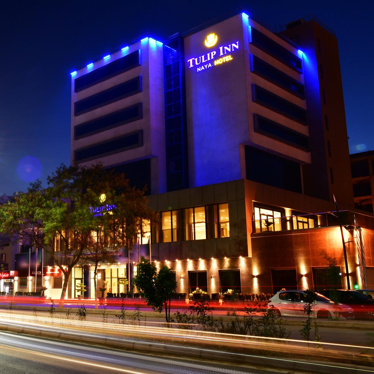 Hotel Tulip Inn Naya
