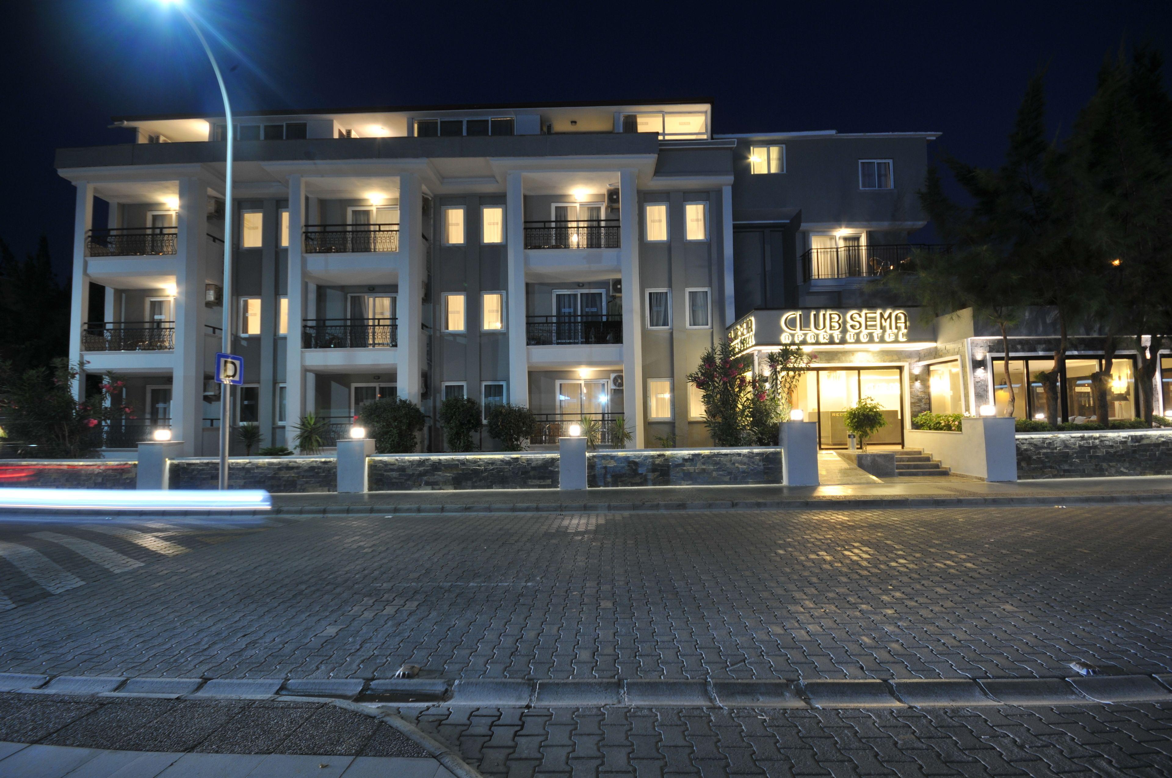 Club Sema Apart Hotel