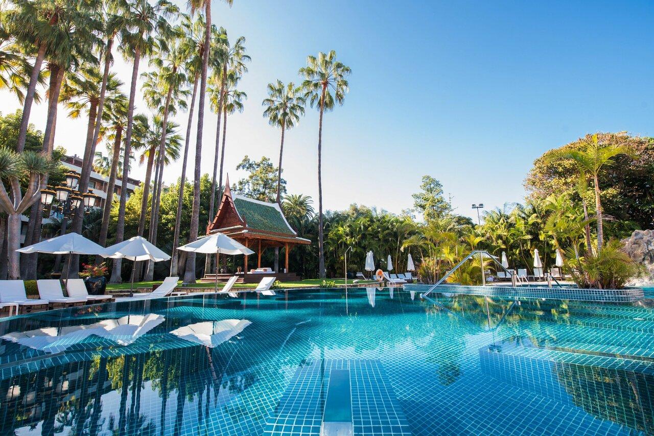 Botanico & The Oriental Spa Garden