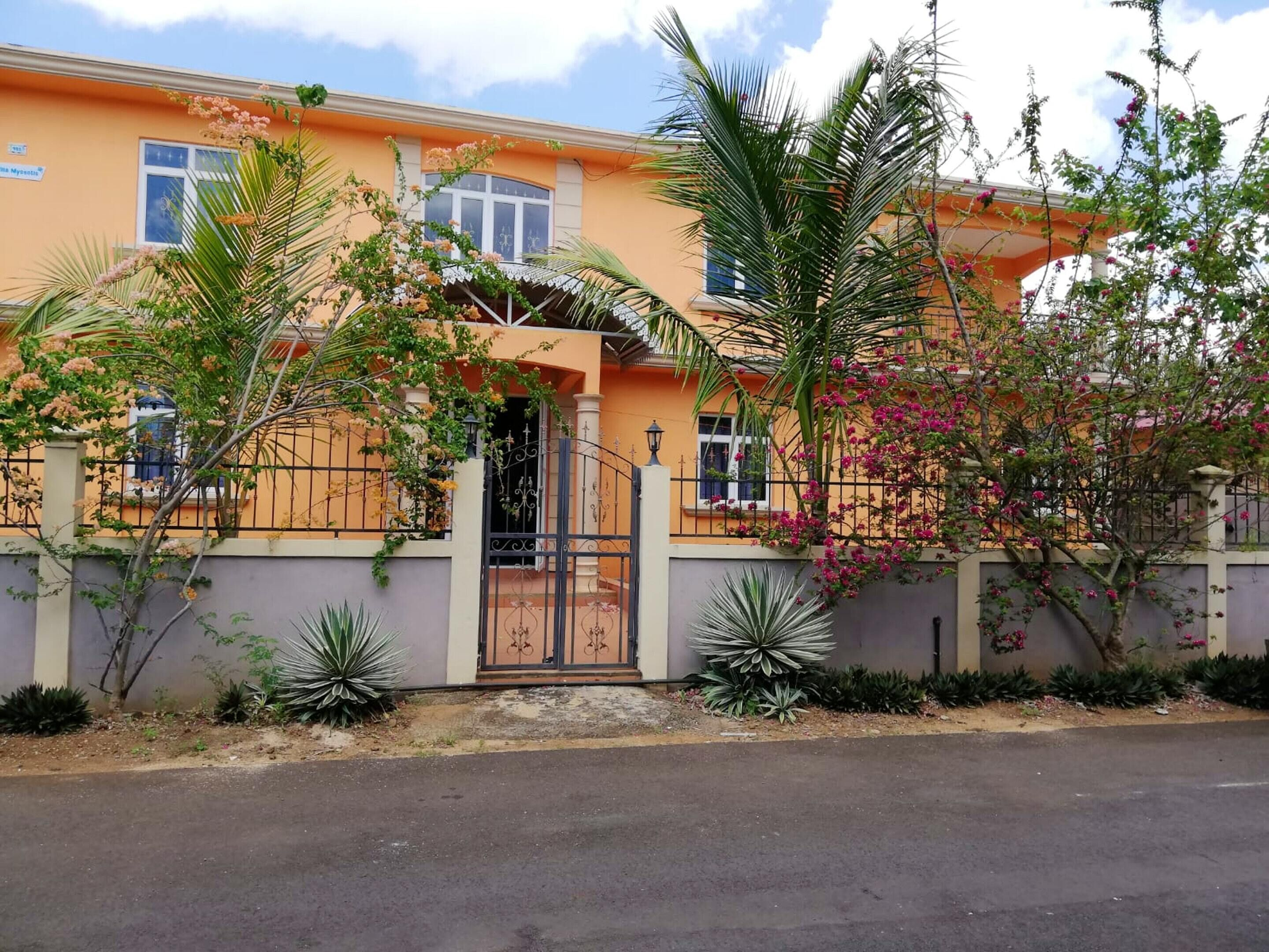 Apartment With 2 Bedrooms In Trou-aux-biches,  With Enclosed Garden And